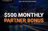 500$ ekstra bonus kazanma fırsatı!